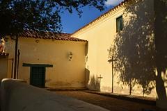 Kerkmuur Molinos