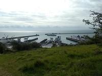 De haven van Dover