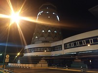 Toren vliegveld Mugabe