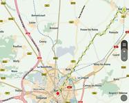 Bazancourt - Reims 17,84 km