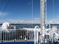 Op de boot