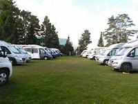 De camping in Toila