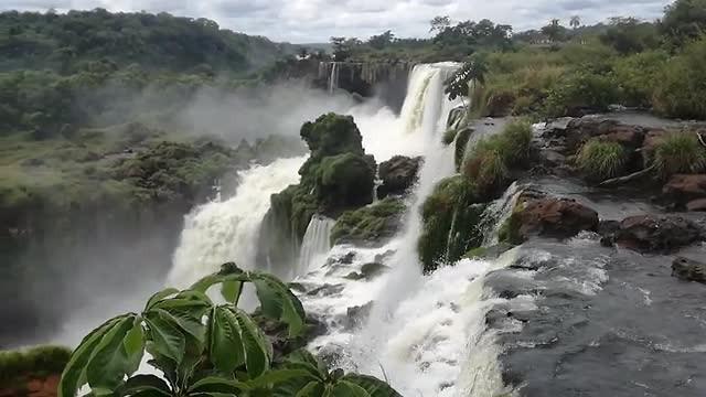 Watervallen van Iguazu.