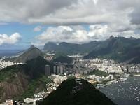 Uitzicht over Rio