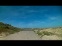 2019 Augustus fietsen door de Hollandse duinen