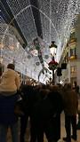 Kerstshow Malaga