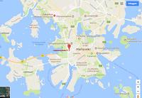 Adres op de kaart