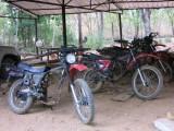 Kameroen Benoue NP Motoren zonder motor