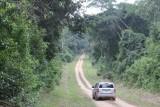 Las Cuevas mooie toegangsweg 1