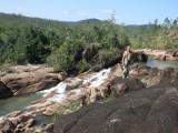 Las Cuevas mooie toegangsweg 3