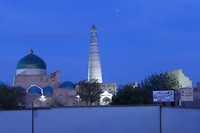 16 mei Khiva
