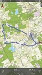 Fietsroute 25 km