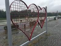Slotjes aan harten