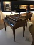 De piano van Mozart