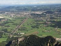 Prachtig uitzicht op Salzburg