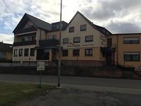 Laatste Gasthof hotel Zum Ross in Wertheim