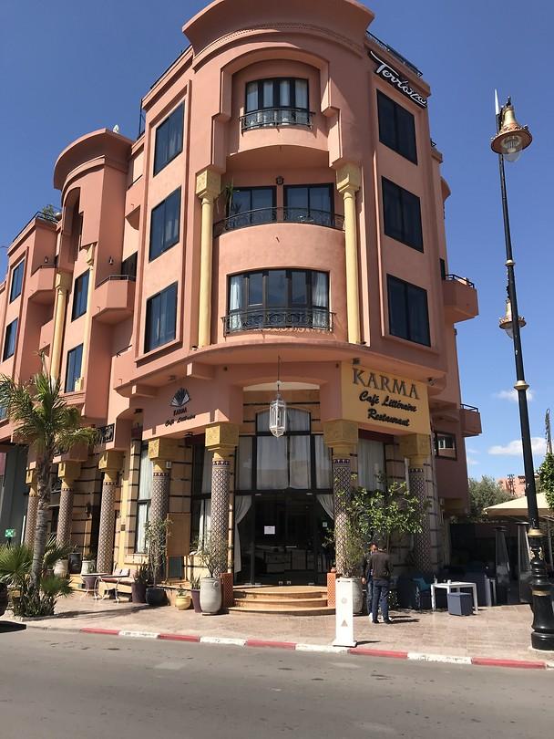 hotel Amani