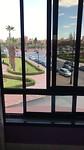 Uitzicht van onze kamer