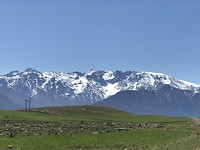 prachtige bergen