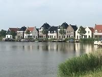 Het centrum met de oude huisjes van Esonstad