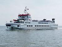 De boot naar Schier!