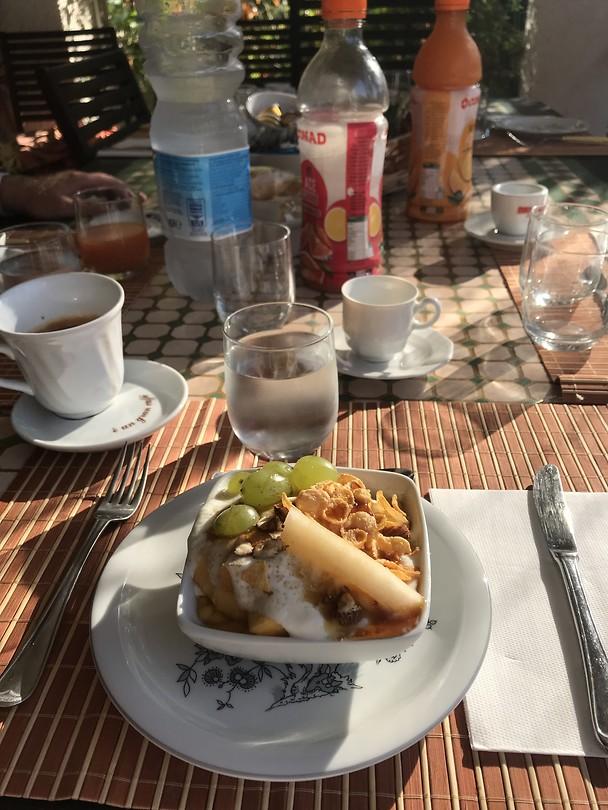 Heerlijk ontbijtje