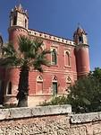 Mooi kasteel in Santa Maria di Leuca