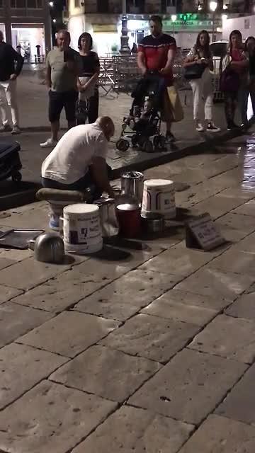 Soort van slagerij van kampen  in Lecce