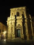 Lecce in de avond