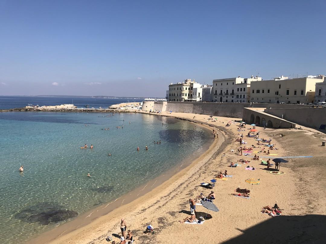 Strand Gallipoli