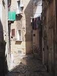 Nog een straatje in Tarente