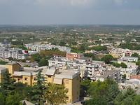 Uitzicht vanuit Mottola