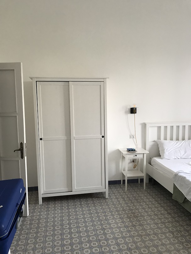 Witte kamer Villa Marta
