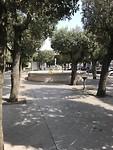 Fontein op het plein innGravina