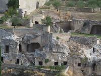 Alta murgia grotten en canyons