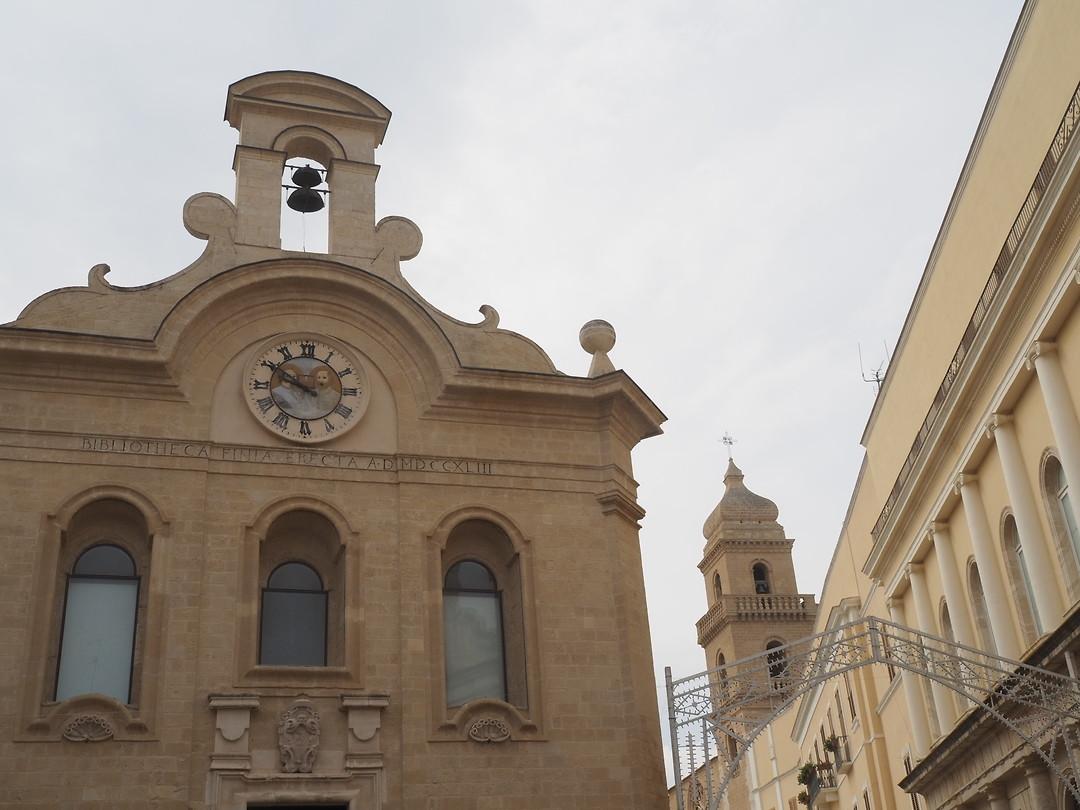 Kerken in Gravina