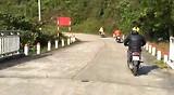 Eilandtoer met de scooter