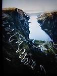 Lysevegen road (3)