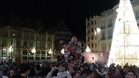 Kerstsfeer in Malaga