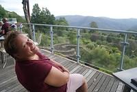 Terras met een view!