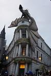De draak van Harry Potter