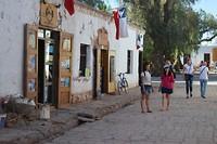 Straatbeeld SP de Atacama
