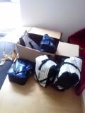 Uitpakken..of vertrek? :)