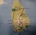 Route Sri Lanka