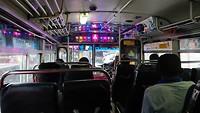 Lokale bus van Ella naar Haputale