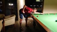 Potje snooker