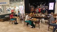 Ontbijtje Adelaide arcade