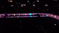 Lichtshow Rod Laver Arena