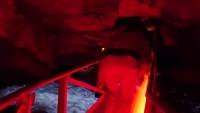 De glowworm grot