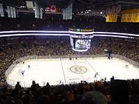 TD Garden - stadion van de Boston Bruins